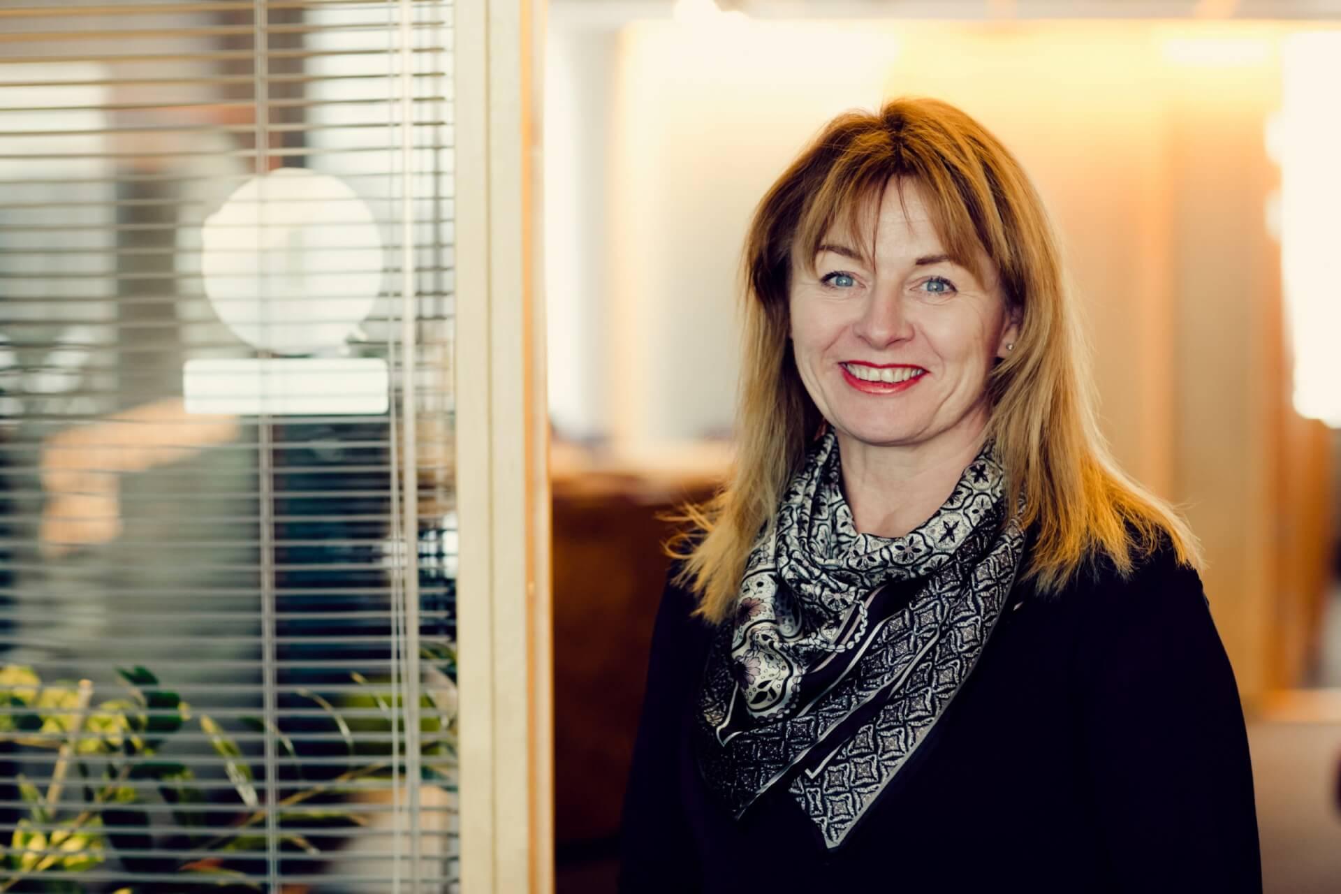 Eli H Eide leder Ingerborg-nettverket. Det består bare av kvinner.